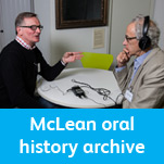 McLean oral history archive