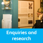 Enquiries and research